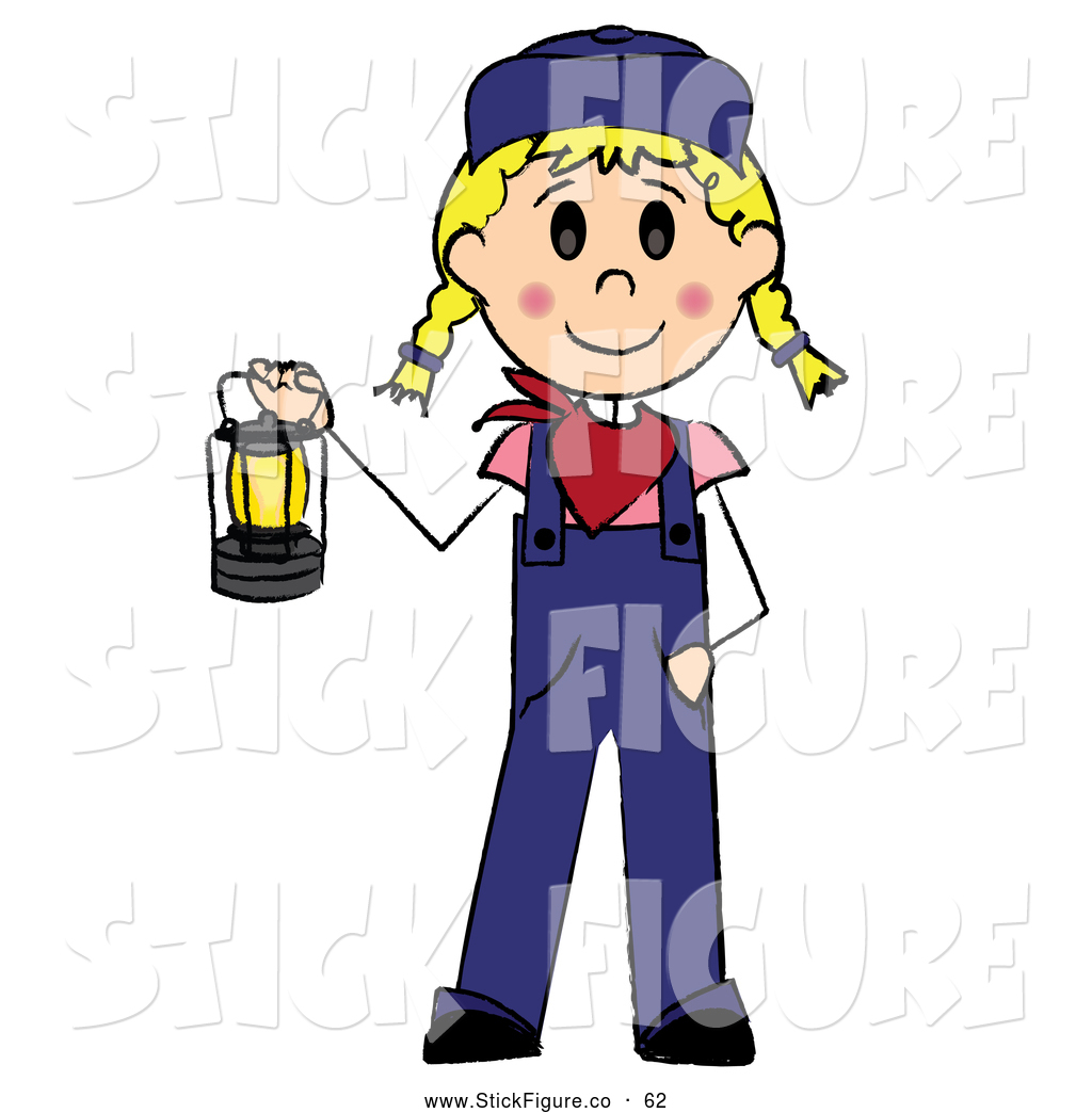 1024x1044 Clip Art Of A Grinning Caucasian Train Engineer Stick Woman