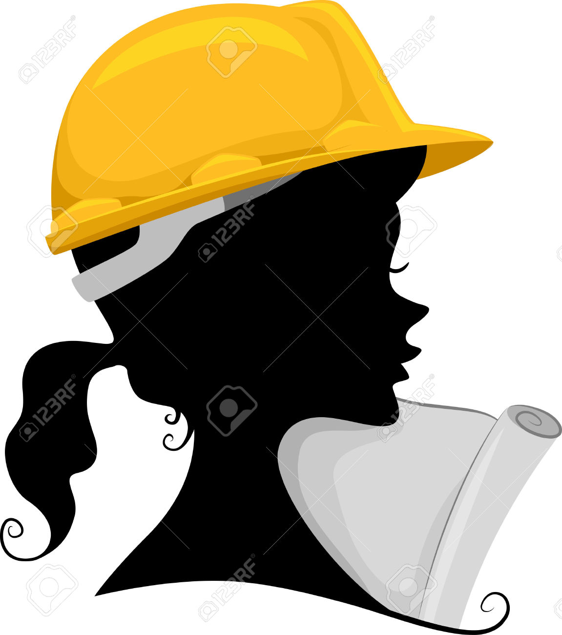 1151x1300 Woman Ruler Clipart