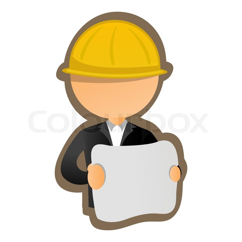 800x800 Cap Clipart Architect