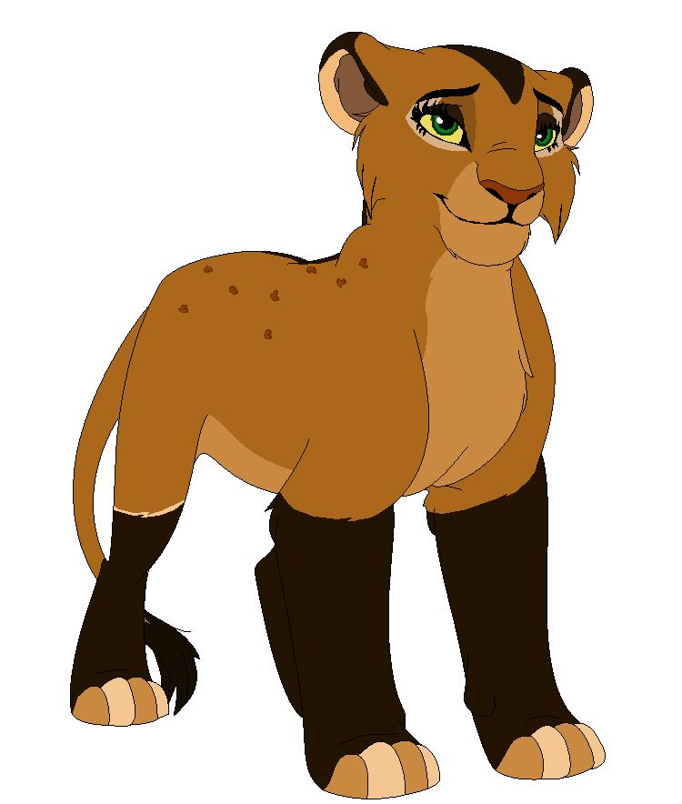 Female Lion Clipart | Free download best Female Lion Clipart