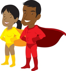 281x300 Free Superheroes Clipart Image 0071 0908 2510 2418 Computer Clipart