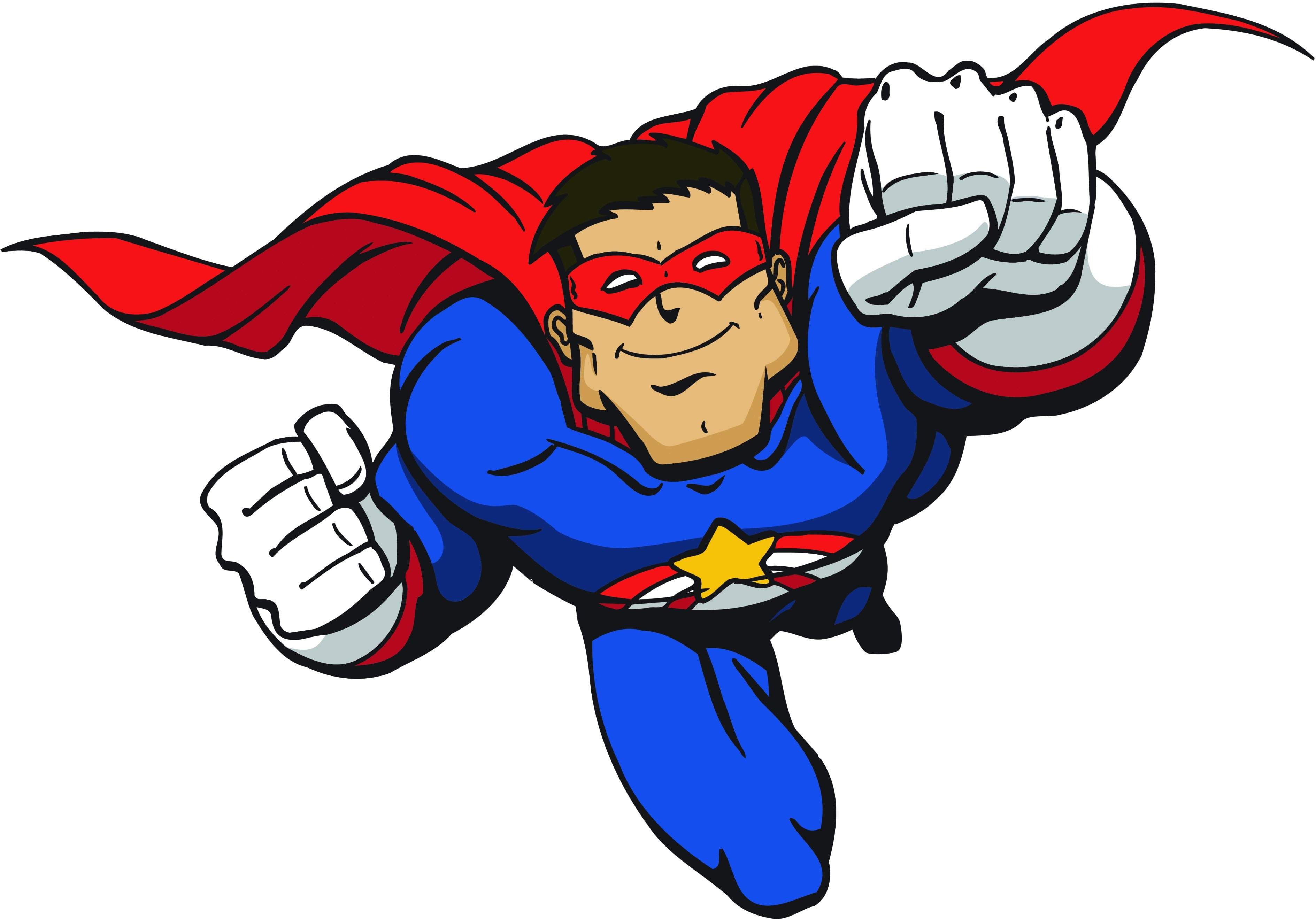 3777x2638 Superhero Super Hero Free Download Clip Art On Clipart