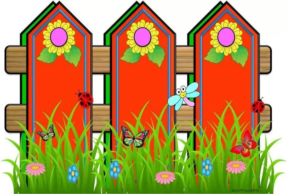 959x649 Red Fences Fences Collections Fences, Clip Art