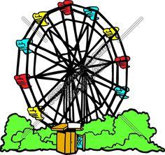 236x222 Ferris Wheel Clipart Ferris Wheel