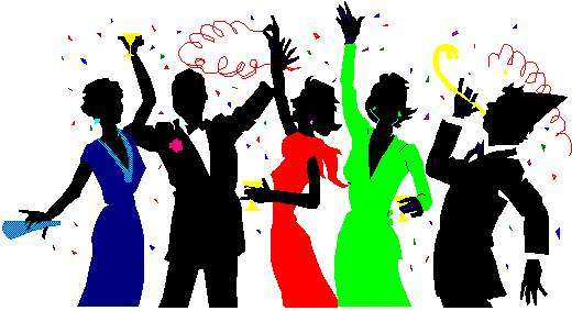 520x283 Celebration Adult Birthday Party Clip Art Free Clipart Images 2