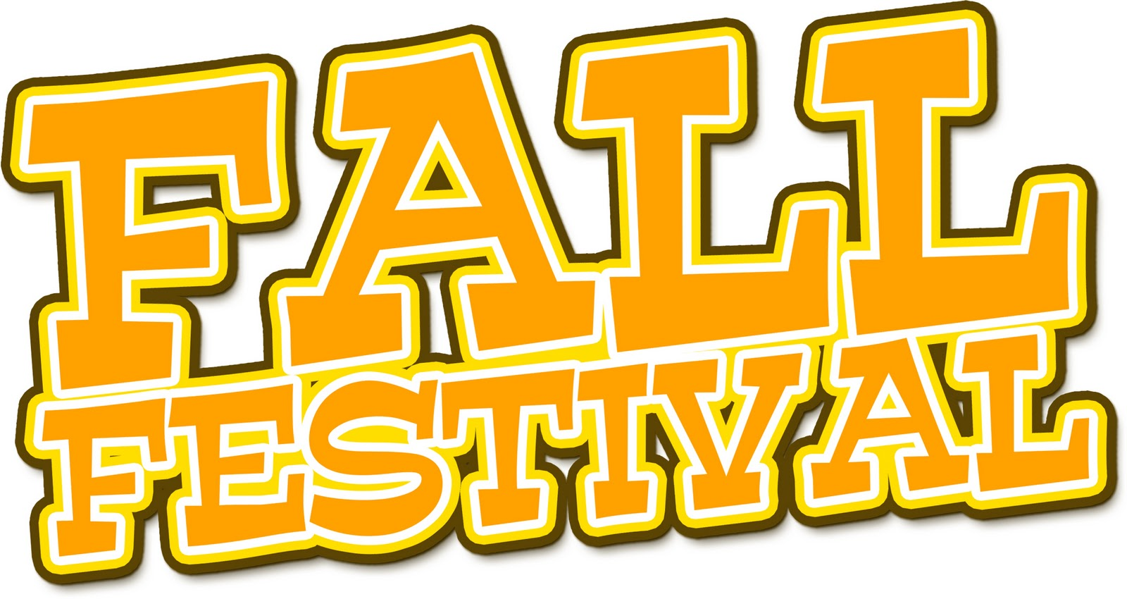 1600x850 Fall Festival Community Festival Clipart