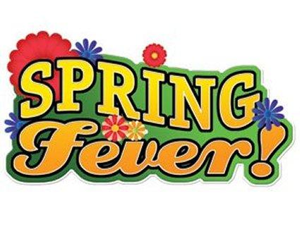 425x319 Spring Clipart Spring Fever