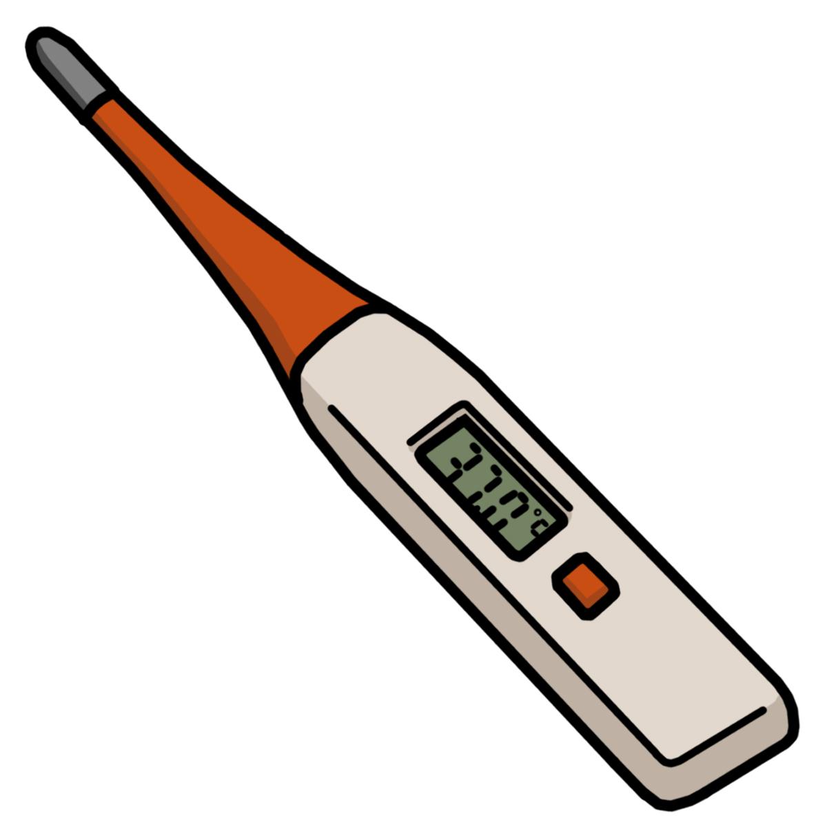 1200x1200 Oral Thermometer Clip Art Cliparts