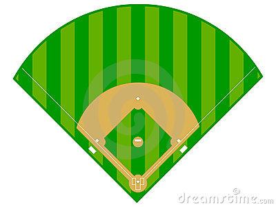 400x300 Baseball Field Clip Art Cliparts