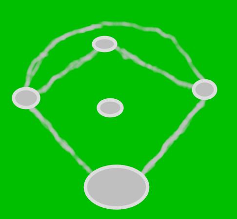 486x450 Baseball Diamond How To Draw A Baseball Stadium Clip Art Library