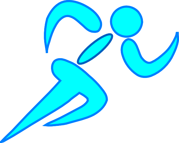 600x477 Runner Field Day Clip Art