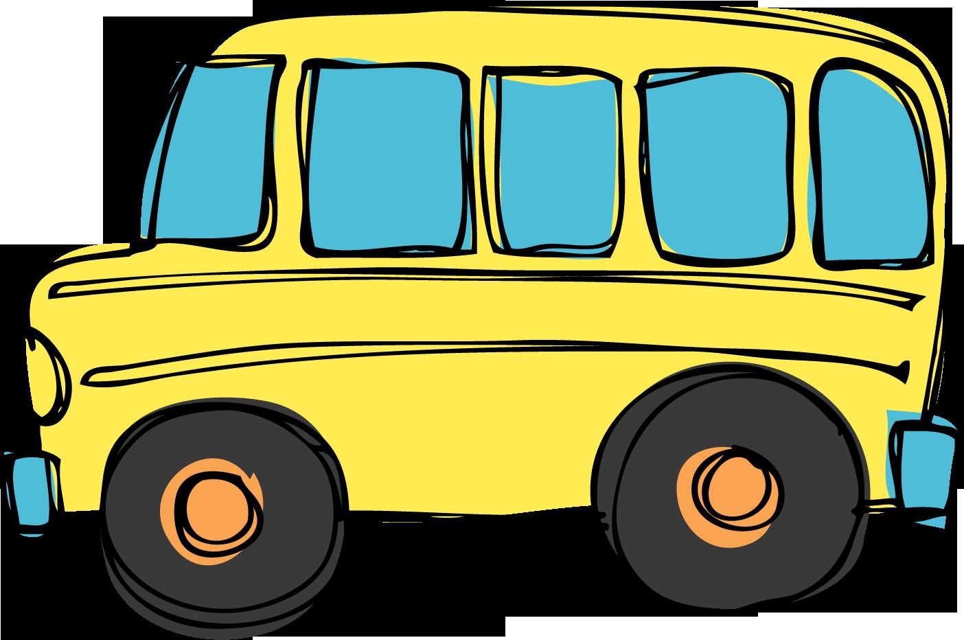 1404x932 School Bus Border Clip Art Free Clipart Images