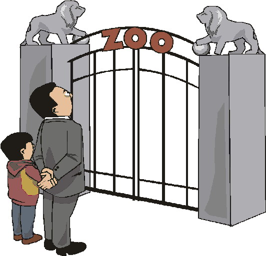 532x513 Zoo Field Trip Clip Art Godstyle Keywords And Pictures