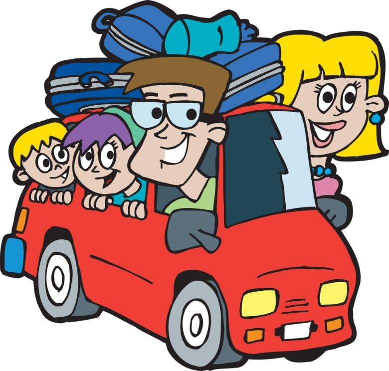 780x744 Bus Clipart Road Trip