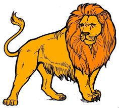 236x214 Lion Clip Art [ Burning Man ] Van Reference Lions