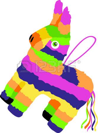 332x450 Donkey Clipart Fiesta