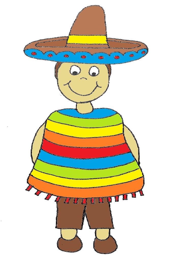 673x1018 Cinco De Mayo Fiesta Clipart
