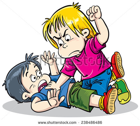 450x403 Fight Clipart Quarrel