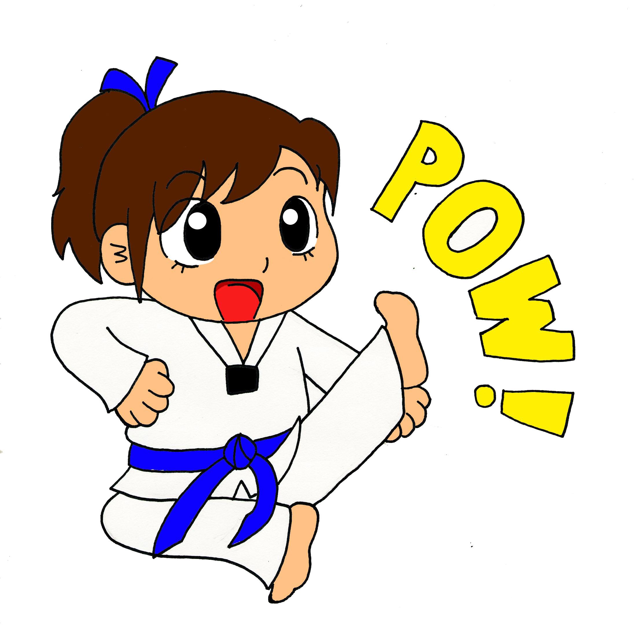 2192x2188 Fight Clipart Taekwondo