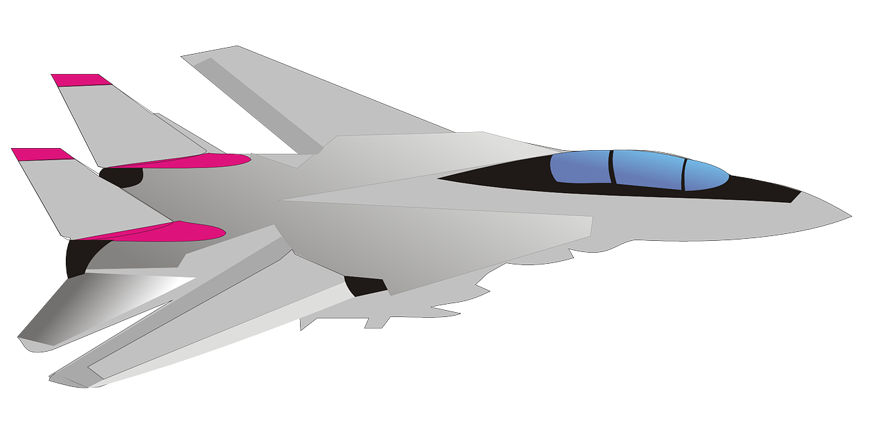 1280x640 Jet Fighter Clipart Fighter Aircraft