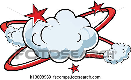 450x277 Clip Art Of Fighting Comic Explosion Vector K13808939