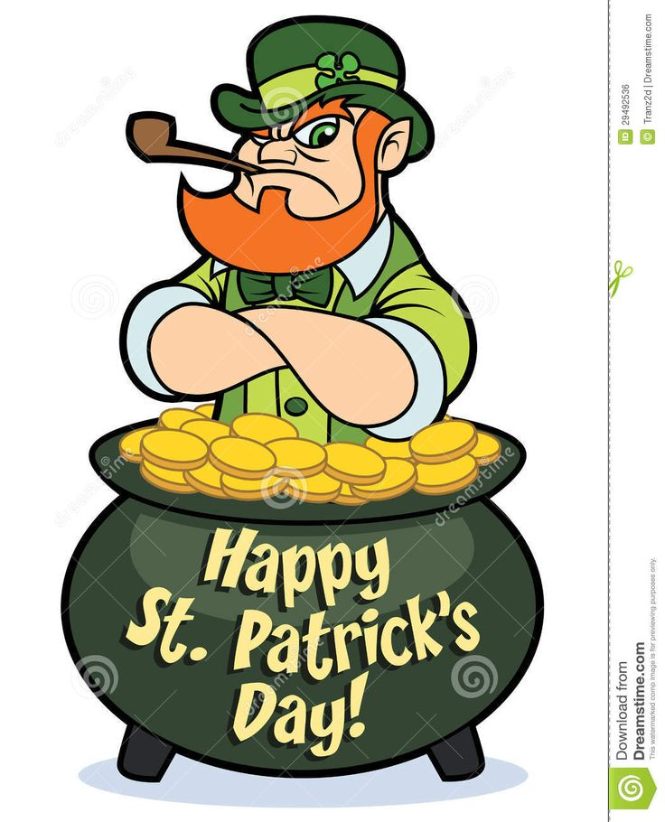 Fighting Irish Clipart