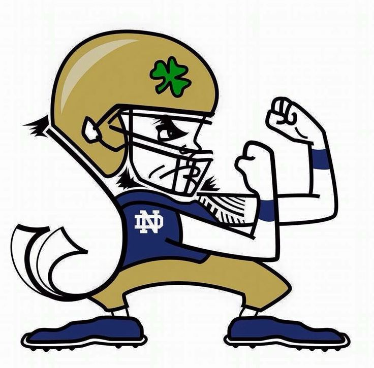 736x725 Helmet Clipart Notre Dame Football