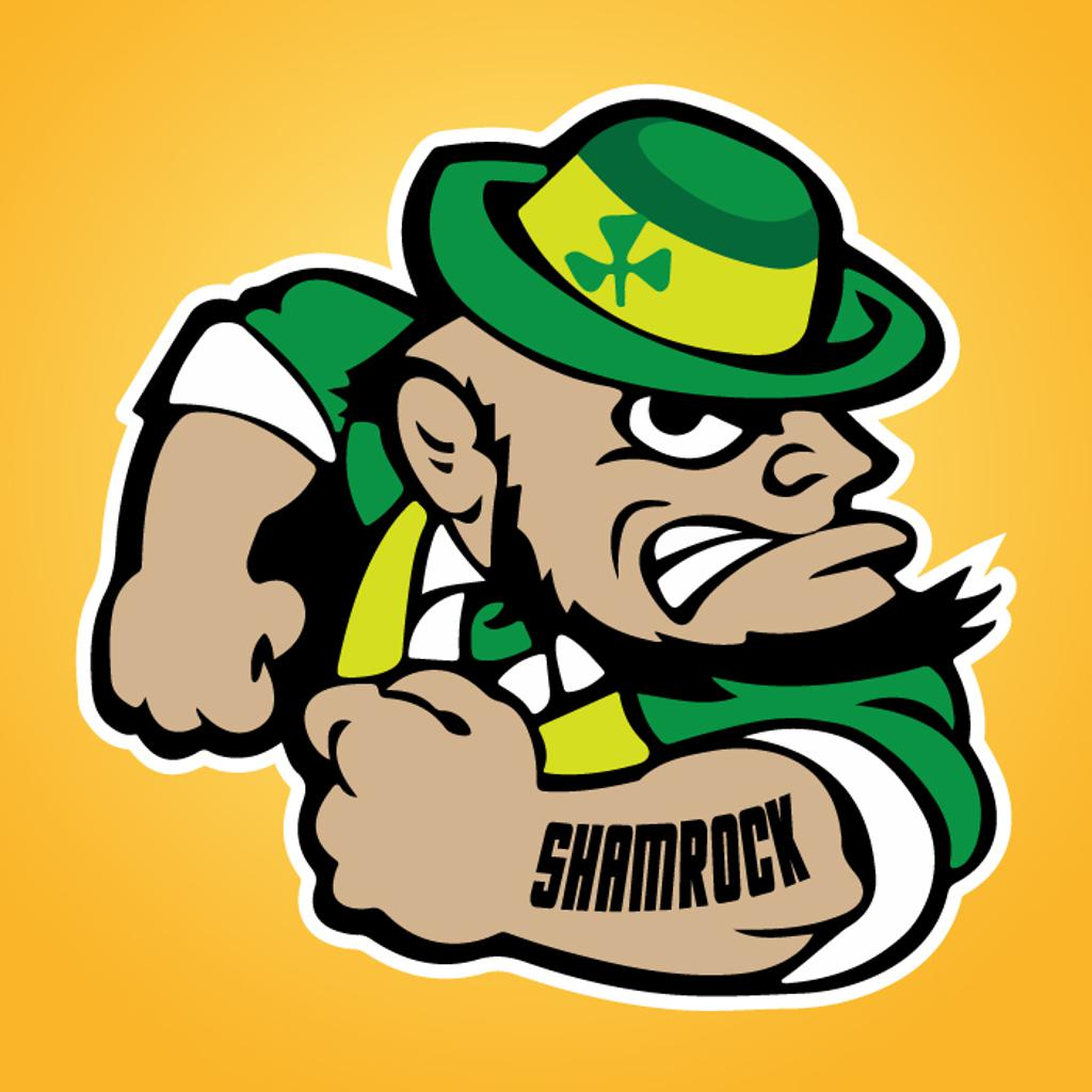 1024x1024 Shamrock Fighting Irish