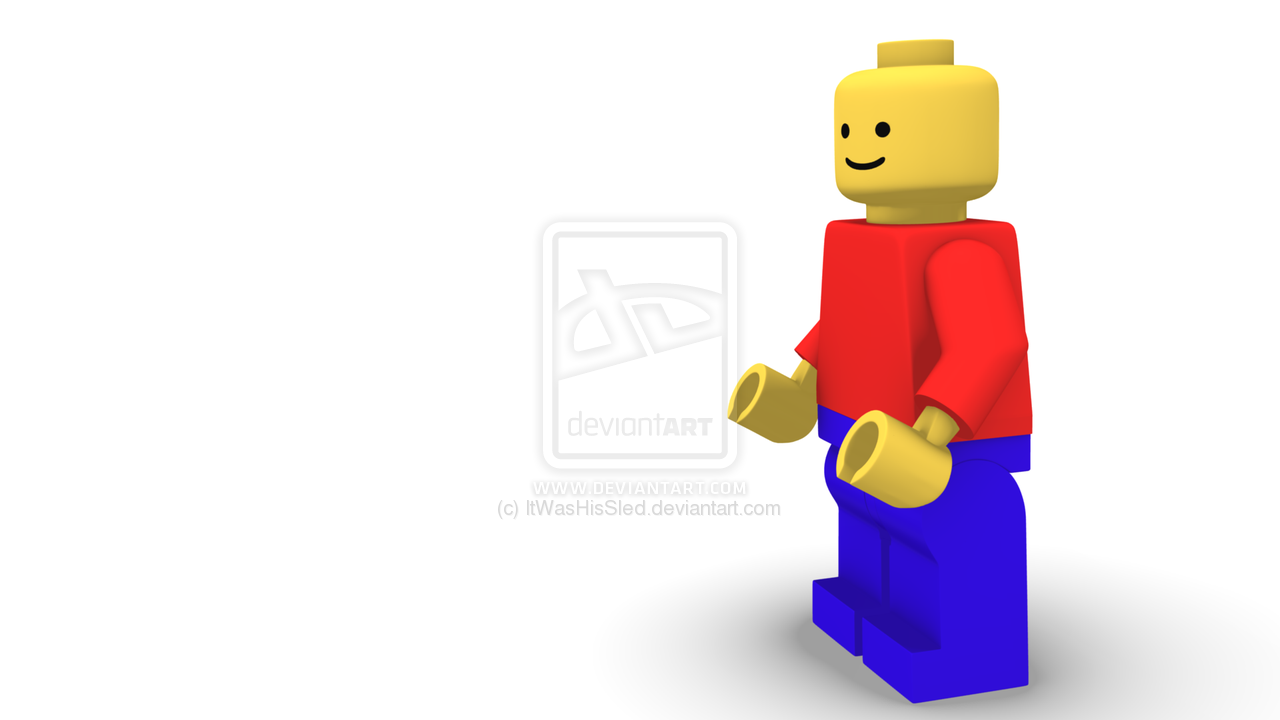 1280x720 Cool Clipart Lego Figure