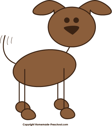 361x407 Free Animal Stick Figure Clipart