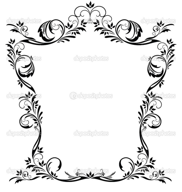 736x774 69 Best Scrolls Amp Frames Images Antique, Cloud
