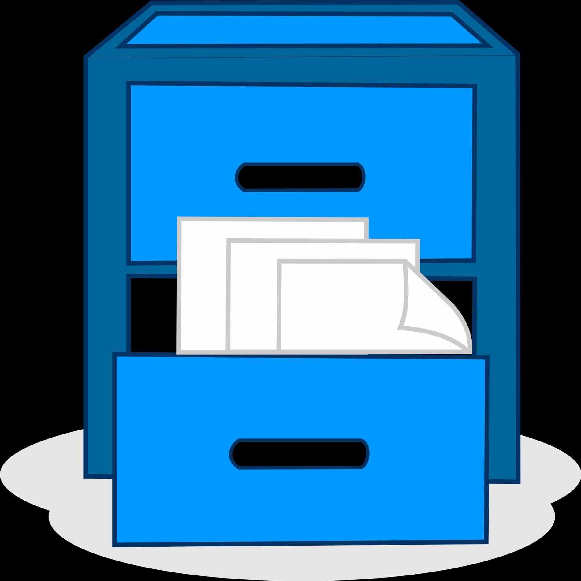 1899x1899 Clip Art U Download File Filing Cabinet Clipart Free