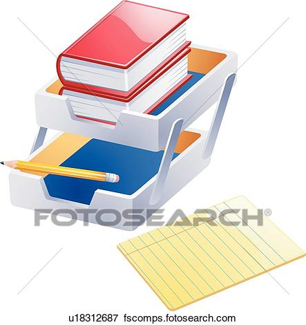 443x470 Clip Art Of Books, Icons, Book, File Box, Business, Object, Icon