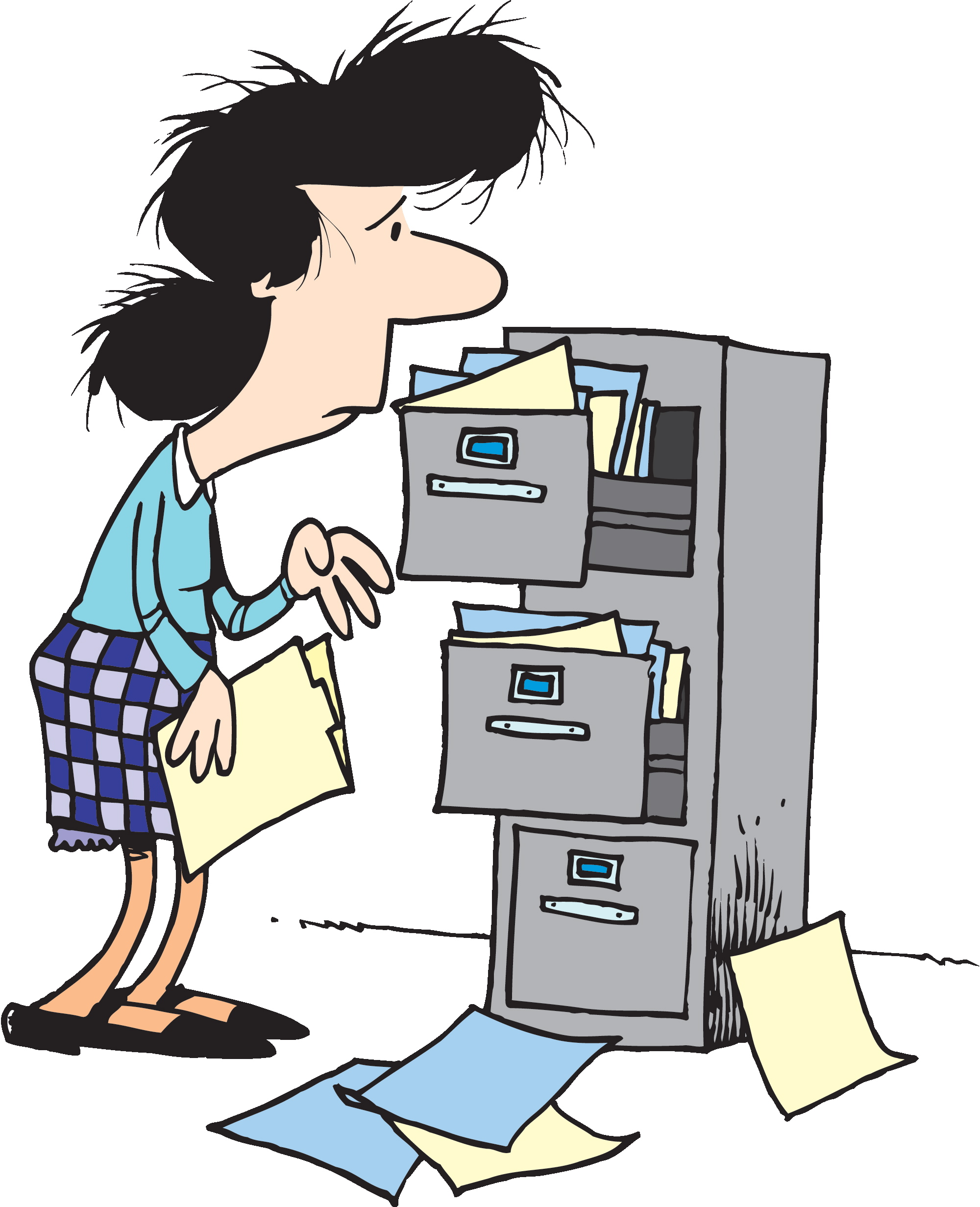 2000x2463 Filing Cabinet Clipart