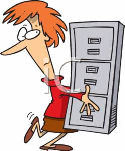 248x300 Cabinet Clipart Filing Cabinets Clip Art