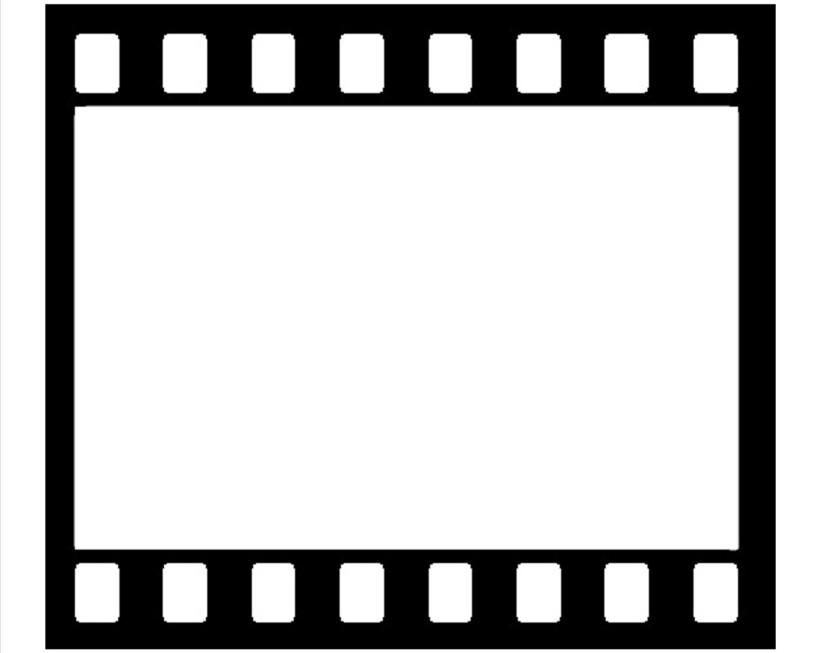 830x653 Film Clipart