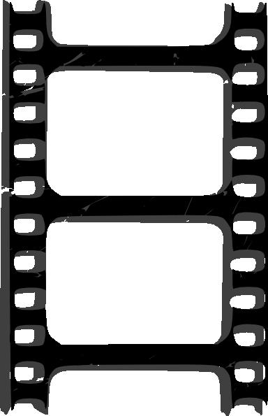 384x595 Film Strip Solo Clip Art