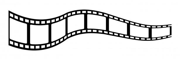 615x205 Free Clipart Film