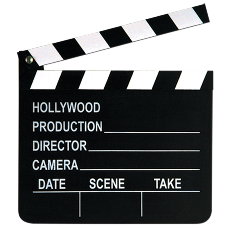 1500x1500 Movie Clapper Clip Art Many Interesting Cliparts