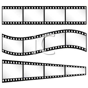 350x350 Film Strips Or Strips Of Film