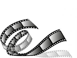 310x233 Movie Tape Clip Art Free Vectors Ui Download