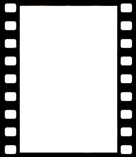 275x319 Film Strip Image For A Movie Party Invitation