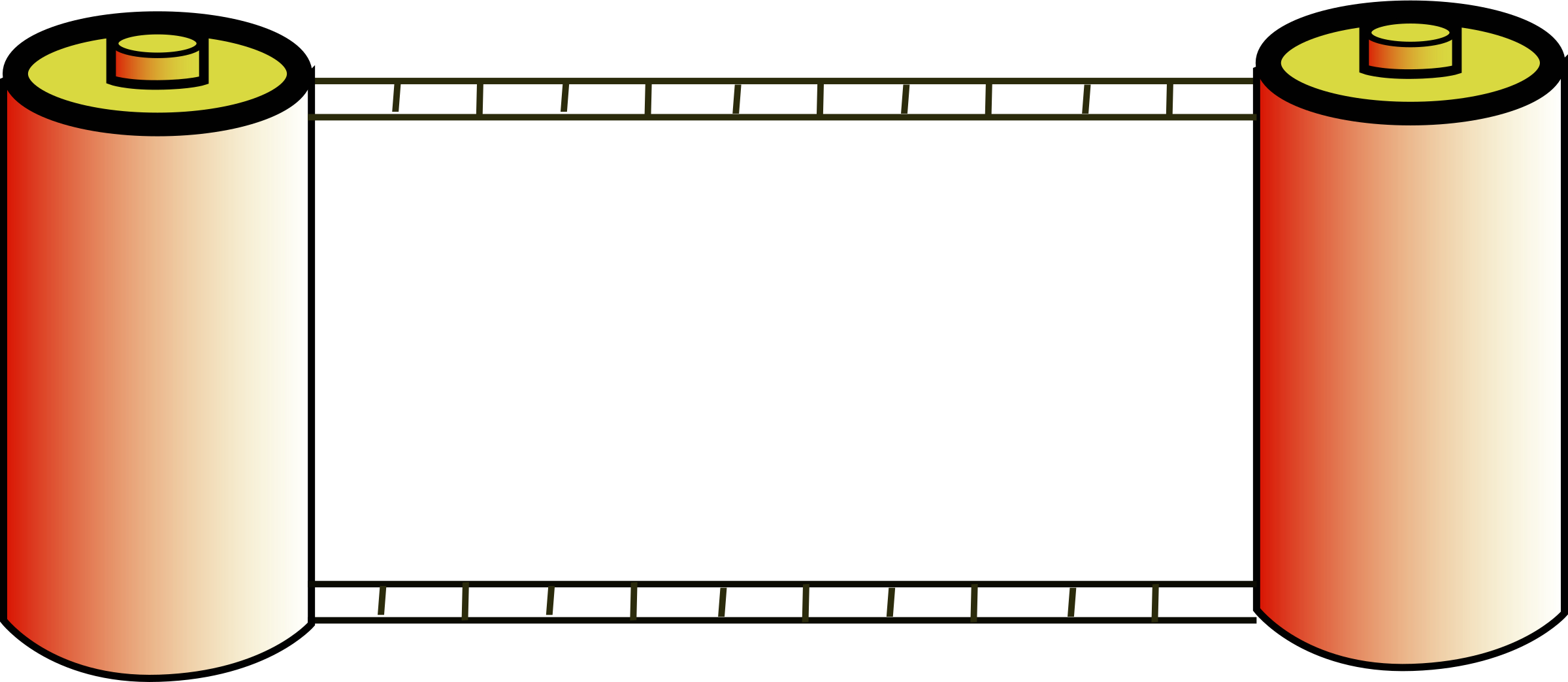 2400x1044 Clipart