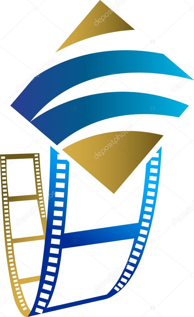 628x1024 Film Real Stock Vector Magagraphics