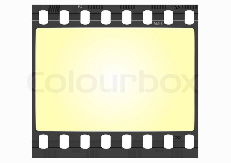 800x564 Real Film Frame