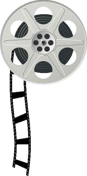 294x595 Movie Reel 1 Clip Art