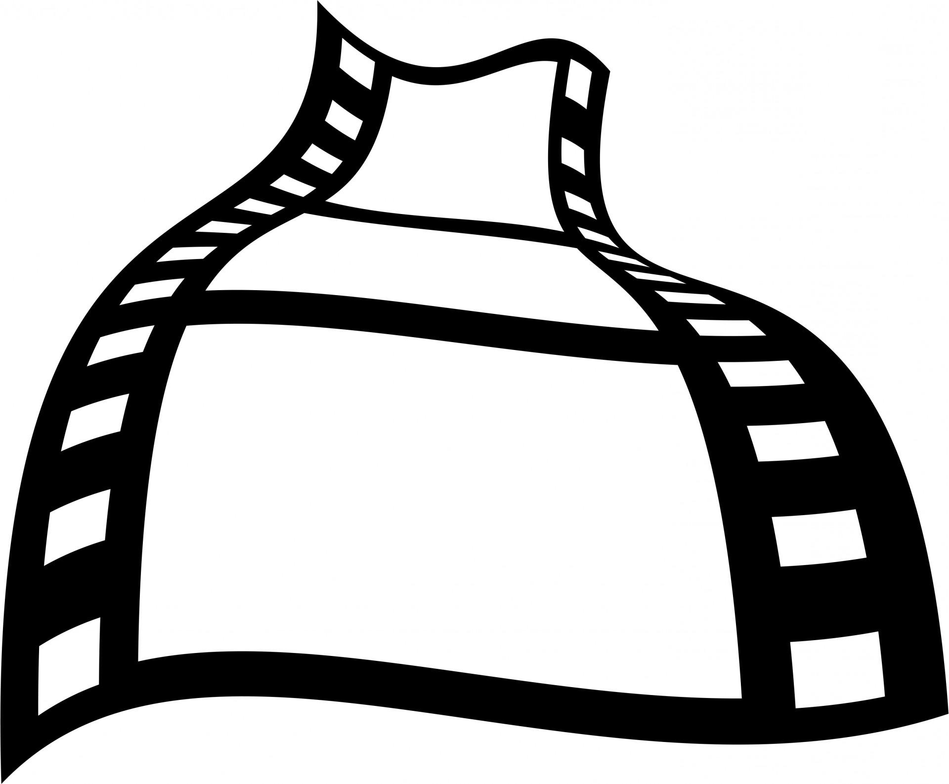 1920x1586 Best Free Movie Reel Film Strip Clip Art Image
