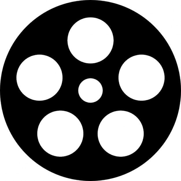 626x626 Movie Reel Silhouette Silhouette And Silhouette Kamera Film