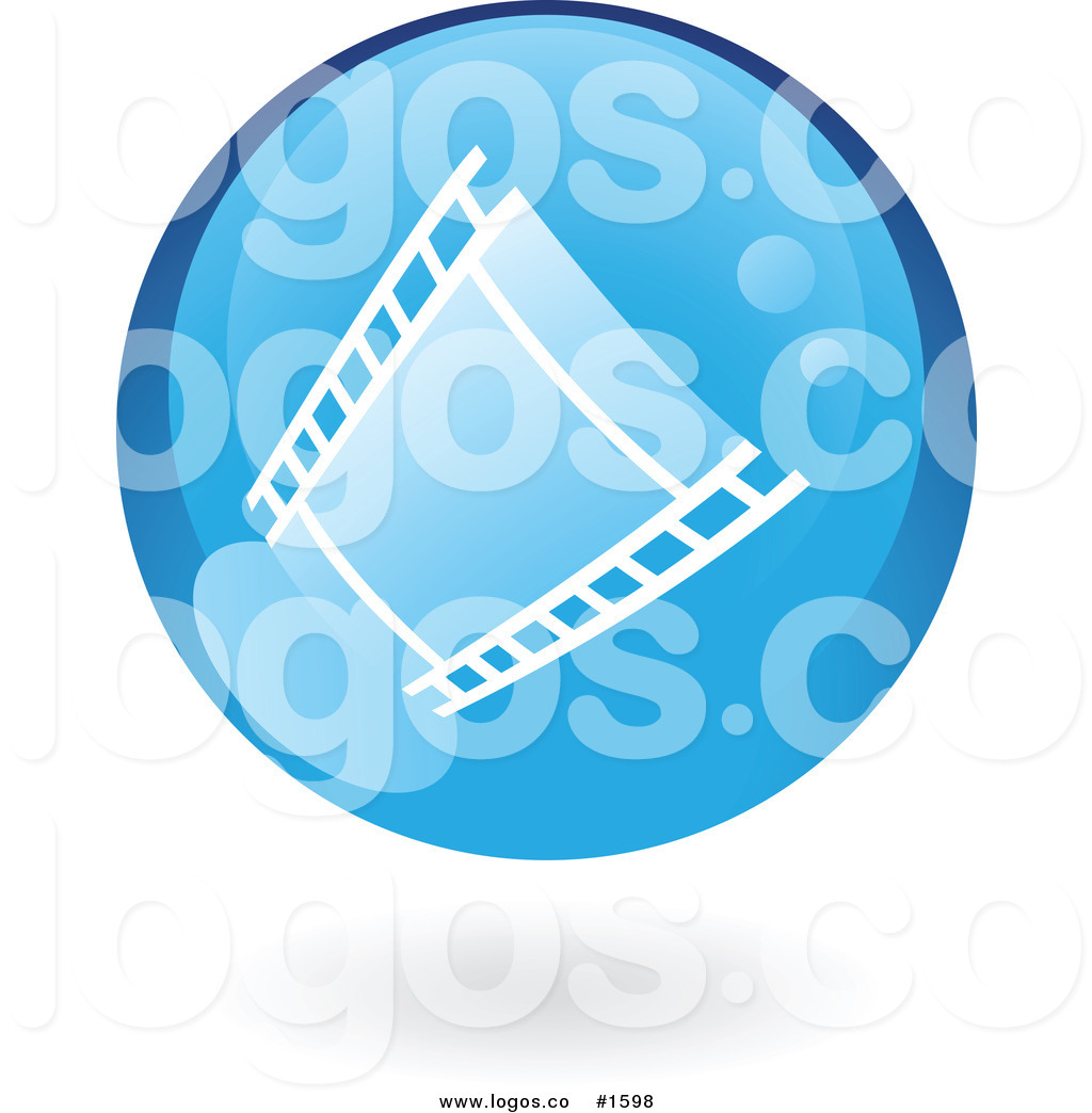 1024x1044 Royalty Free Film Reel Stock Logo Designs