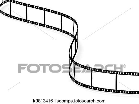 450x336 Stock Illustration Of Curve Film Strip K9813416